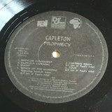 capleton prophecy 1995 usa issue vinyl lp dancehall ragga hiphop crossover mint-