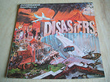 disasters  number 16  1977  bbc recordings sound effects vinyl lp  mint -