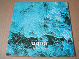 edgar froese aqua original 1974 uk virgin label vinyl lp v2016   tangerine dream