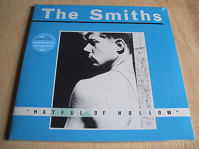 the smiths  hatful of hollow  180 gram official reissue vinyl lp  mint / sealed
