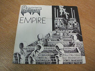 beast empire 1980 uk thrill records vinyl 7
