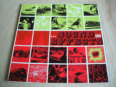 sound effects number 2  1970   bbc recordings sound effects vinyl lp  ex+