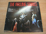 the rolling stones original 1970 german issue vinyl lp + poster all  excellent