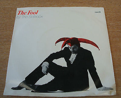 the softrock  the fool 1979  uk issue  vinyl 45    near mint