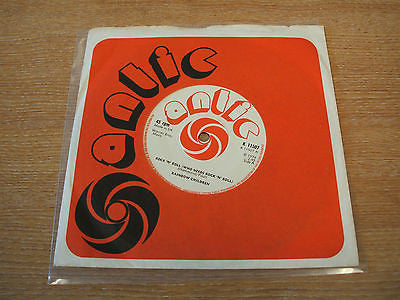 rainbow children rock n roll [ who needs rock n roll  1979  vinyl 45 near mint