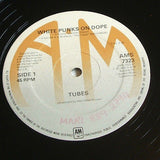"tubes white punks on dope original 1976 uk a & m  label vinyl 12"" single"