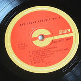 sound effects number 5  1971  bbc recordings sound effects vinyl lp  mint -