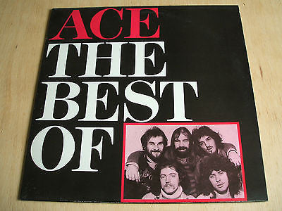 "ace  the best of ace 1987 uk see for miles label 12"" vinyl lp  nr mint"