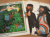 "2 x new zealand issue seals & croft 12 "" vinyl lp's sudan village & get closer"