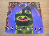 "gillan  nightmare  1981  uk virgin label vinyl 7"" single nwobhm  all excellent"