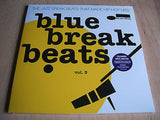 various  blue break beats vol 3180 gram double yellow Vinyl LP sealed + download