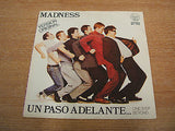 "madness one step beyond 1980 spanish stiff issue vinyl 7 "" single excellent ska"