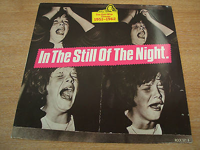 in the still of the night the doo-wop groups 1951-192 dutch comp vinyl lp  ex