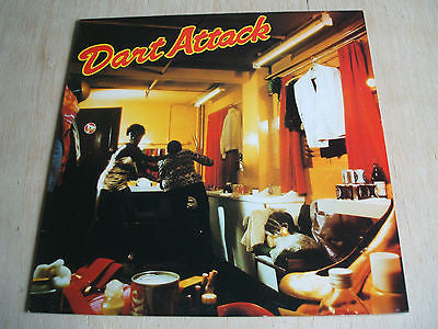 darts  dart attack 1979 uk magnet label  vinyl lp doo wop rock n roll    mint -