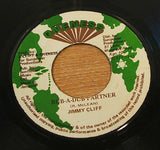 "jimmy cliff rub a dub partner 1979 jamaican oneness label 7"" vinyl single"