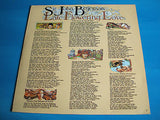 sir john betjeman  late flowering love 1974 uk charisma   label  vinyl lp   ex