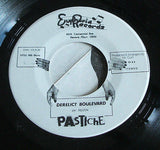 "pastiche flash of the moment 1976 euphoria label  7"" vinyl 45 rare powerpop mod"