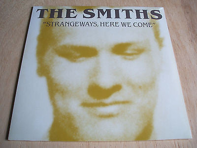 the smiths  strangeways here we come  2012 remastered vinyl lp  mint / sealed