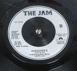 "the jam  funeral pyre  1981 uk issue  vinyl 7"" single   excellent   mod weller"