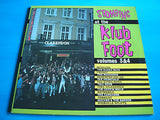 stompin' at the club foot vol 3 & 4 double vinyl lp 1986 uk abc label   rockin'