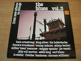 the blues vol 3 from new orleans to chicago 1982 italian  issue  vinyl lp  mint-