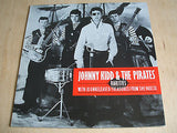 "johnny kidd & the pirates rarities1987 see for miles label 12"" vinyl lp  nr mint"