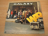 war  galaxy   1977 uk mca  label vinyl lp   excellent  funk soul disco