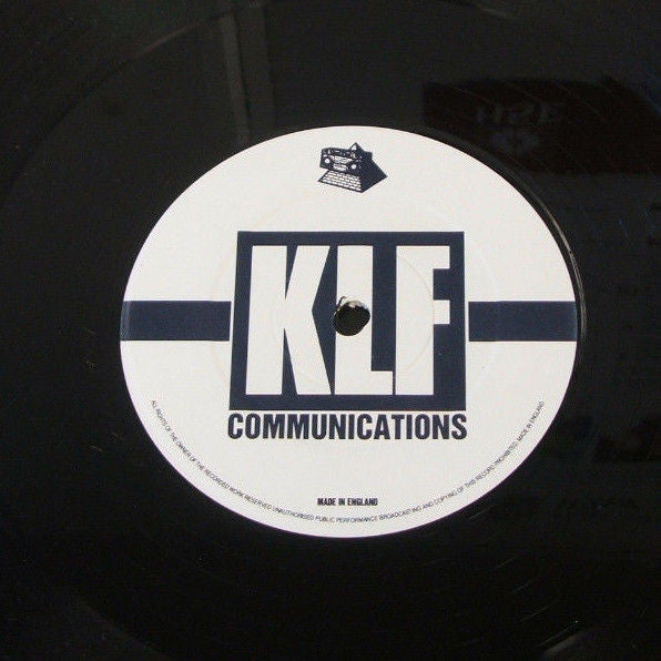 "the k.l.f what time is love original 1990 trance 12"" vinyl ep excellent trance"
