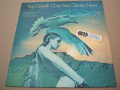 ray conniff   i can see clearly now  south american / colombian cbs pressing lp