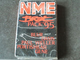 brat pack 95  cassette tape given away free with new musical express 1995
