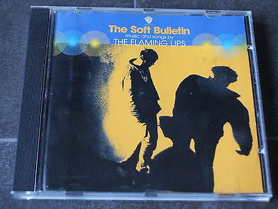 the flaming lips the soft bulletin  original 1999  uk 14 track compact disc