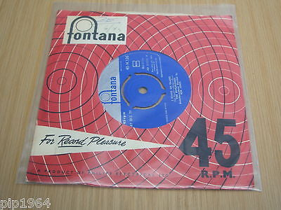 "the butlinaires the key / stand on guard 1958 uk fontana 7"" single h 126 ex"