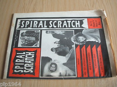 spital scratch dec 3rd 1991 issue 16  magazine ex
