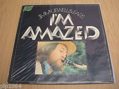 jimmy jewell & ears i'm amazed 1977 uk affinity lp aff 2 excellent jazz rock