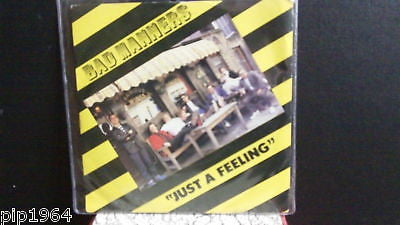 "bad manners just a feeling  1980  uk 7"" mag 187 ex ex"