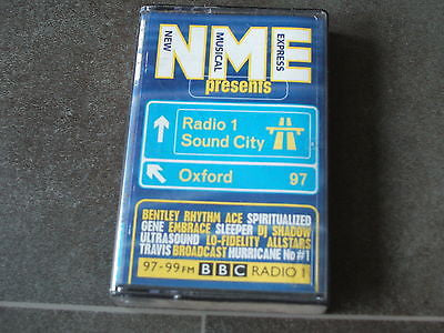 radio 1 sound city  cassette tape given away free with new musical express 1997