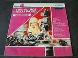 two pianos in hollywood ronnie aldrich 1960's south american pressed vinyl lp