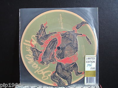 "squarewell synthetic sensations 7"" picture disc koi ex+"