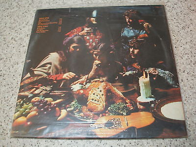 steeleye span below the salt 1972 uk chrysalis lp chr 1008 a1 b1 green labels ex