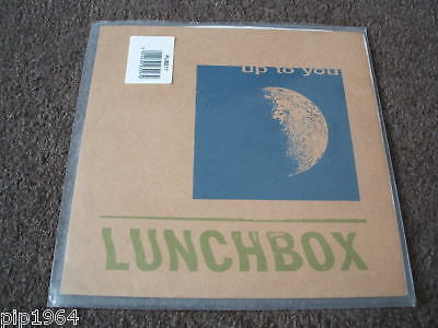 "lunchbox  up to you  1997 uk 7"" pube 17  ex +"