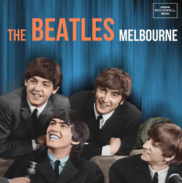 THE BEATLES  BEATLES MELBOURNE  on 180g GREEN VINYL LP RWLP034