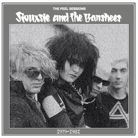 Siouxsie And The Banshees ‎– The Peel Sessions 1979-1981 CAT. RFPS79-81   VINYL LP