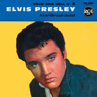 "Copy of ROCK AND ROLL NO. 3  by ELVIS PRESLEY  Vinyl 7"" blue"