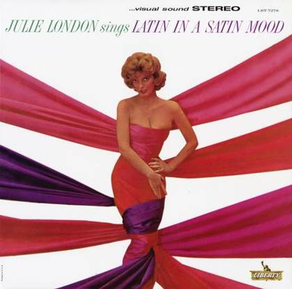Julie London - Latin In A Satin Mood  (2LP 200g 45RPM)  AAPP 7278-45