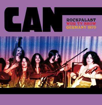 CAN - Rockpalast Wdr Tv Show, Germany 1970 vinyl lp MGDC007