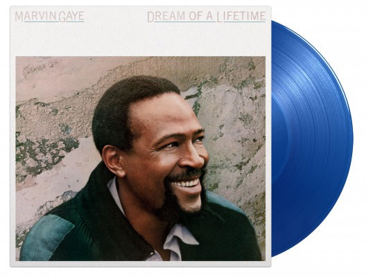 DREAM OF A LIFETIME (COLOURED) by MARVIN GAYE Vinyl LP MOVLP2666C   pre order