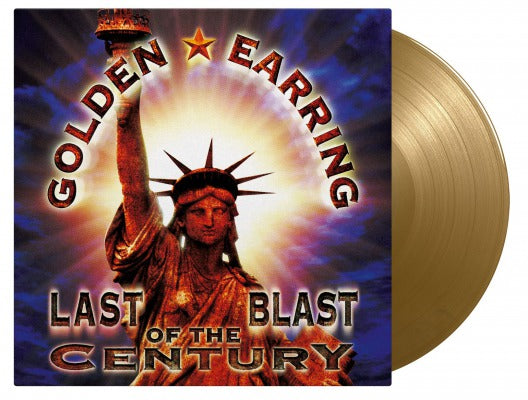 LAST BLAST OF THE CENTURY (3LP COLOURED) by GOLDEN EARRING Vinyl - 3 LP Box Set
