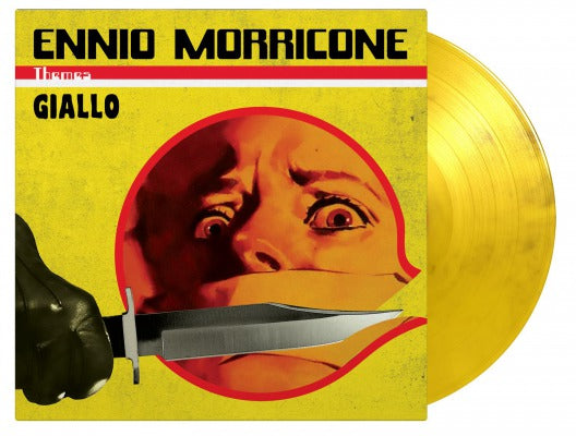 GIALLO (2LP COLOURED) by ENNIO MORRICONE Vinyl LP MOVATM260C