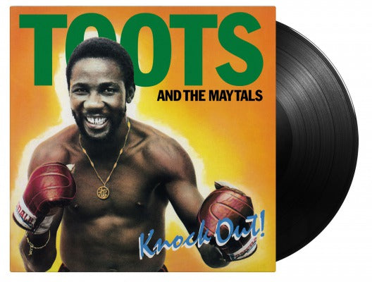 KNOCK OUT! (1LP BLACK) by TOOTS AND THE MAYTALS Vinyl LP MOVLP2332