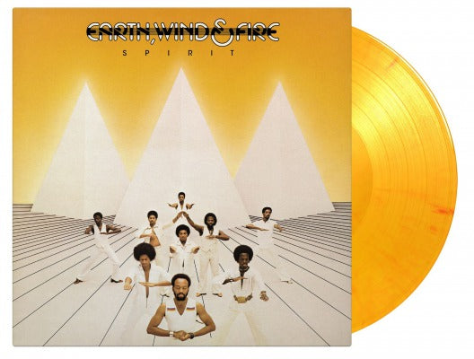 SPIRIT (COLOURED) by EARTH WIND AND FIRE Vinyl LP  MOVLP2682C